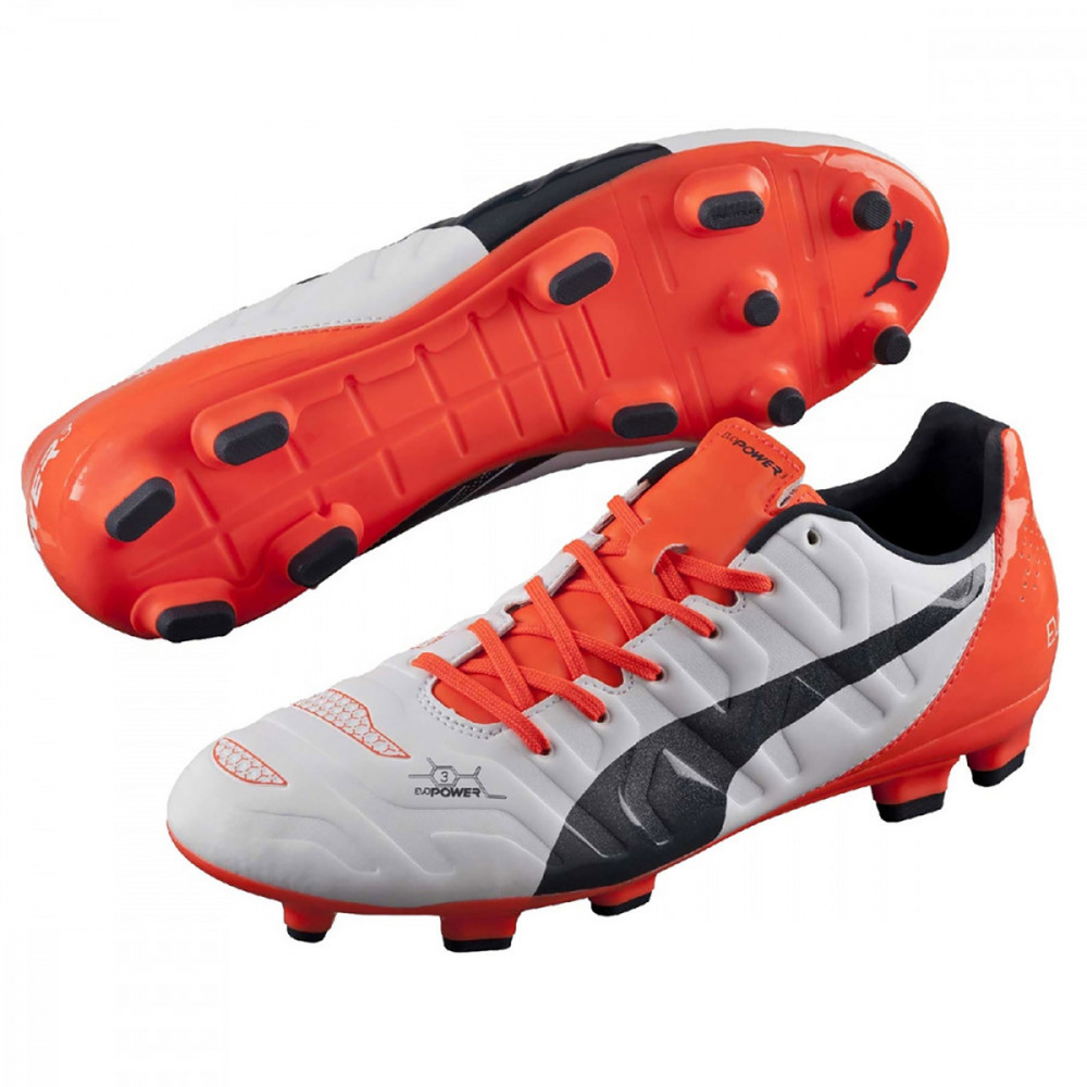Puma Evopower 3.2 Fg. White Eclipse Eclipse Eclipse C 2a6103